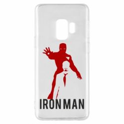 Чехол для Samsung S9 The Invincible Iron Man