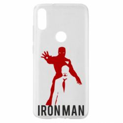 Чехол для Xiaomi Mi Play The Invincible Iron Man
