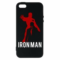 Чехол для iPhone5/5S/SE The Invincible Iron Man