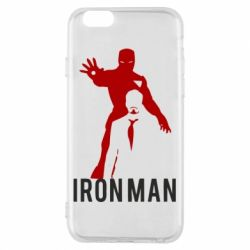 Чехол для iPhone 6/6S The Invincible Iron Man