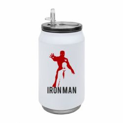 Термобанка 350ml The Invincible Iron Man
