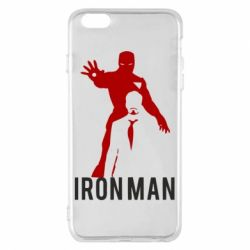 Чехол для iPhone 6 Plus/6S Plus The Invincible Iron Man