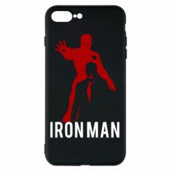 Чехол для iPhone 7 Plus The Invincible Iron Man