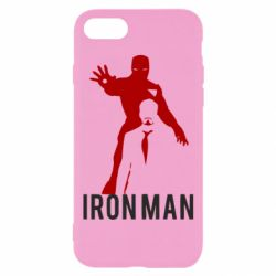 Чехол для iPhone 8 The Invincible Iron Man