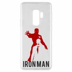 Чехол для Samsung S9+ The Invincible Iron Man