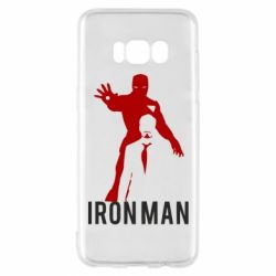 Чехол для Samsung S8 The Invincible Iron Man