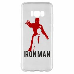 Чехол для Samsung S8+ The Invincible Iron Man