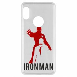 Чехол для Xiaomi Redmi Note 5 The Invincible Iron Man
