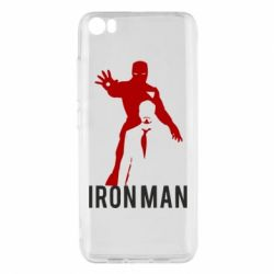Чехол для Xiaomi Mi5/Mi5 Pro The Invincible Iron Man