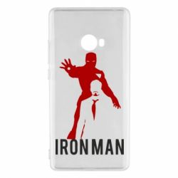 Чехол для Xiaomi Mi Note 2 The Invincible Iron Man