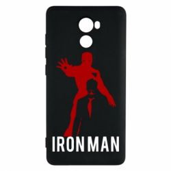 Чехол для Xiaomi Redmi 4 The Invincible Iron Man