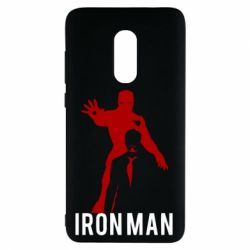 Чехол для Xiaomi Redmi Note 4 The Invincible Iron Man