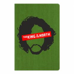 Блокнот А5 The king in the north