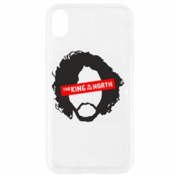 Чохол для iPhone XR The king in the north
