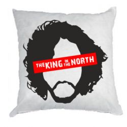 Подушка The king in the north
