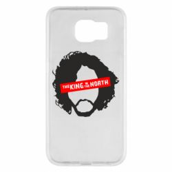 Чохол для Samsung S6 The king in the north