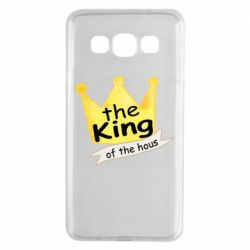 Чохол для Samsung A3 2015 The king of the house
