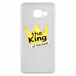 Чохол для Samsung A3 2016 The king of the house