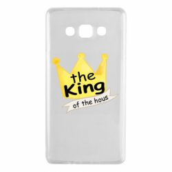Чохол для Samsung A7 2015 The king of the house
