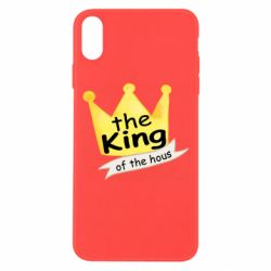 Чохол для iPhone Xs Max The king of the house