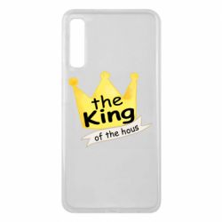 Чохол для Samsung A7 2018 The king of the house