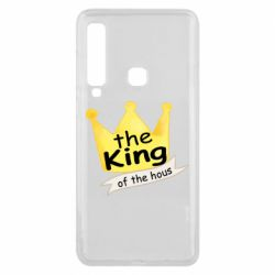 Чохол для Samsung A9 2018 The king of the house