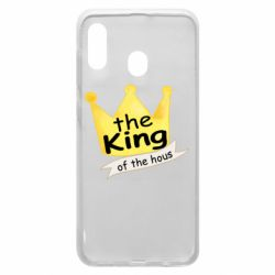 Чохол для Samsung A30 The king of the house