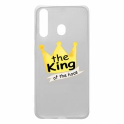 Чохол для Samsung A60 The king of the house