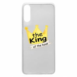 Чохол для Samsung A70 The king of the house