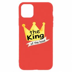 Чохол для iPhone 11 The king of the house