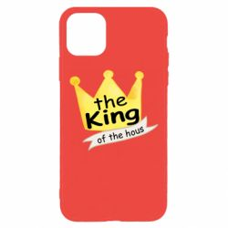 Чохол для iPhone 11 Pro Max The king of the house