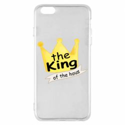 Чохол для iPhone 6 Plus/6S Plus The king of the house