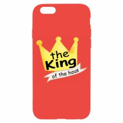 Чохол для iPhone 6/6S The king of the house