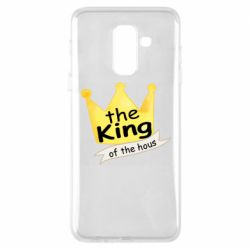 Чохол для Samsung A6+ 2018 The king of the house