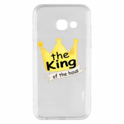 Чохол для Samsung A3 2017 The king of the house