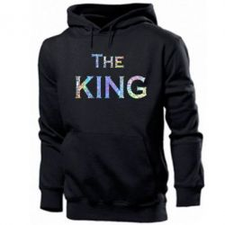 Мужская толстовка The King