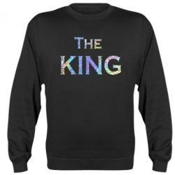 Реглан (свитшот) The King