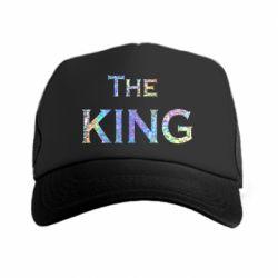 Кепка-тракер The King