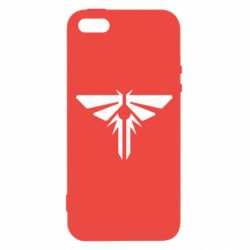 Чохол для iphone 5/5S/SE The Last of Us Fireflies