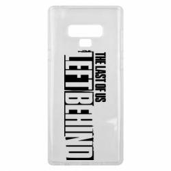 Чохол для Samsung Note 9 The Last of us Left Behind