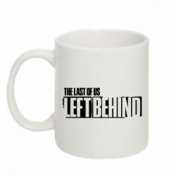 Кружка 320ml The Last of us Left Behind