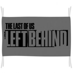Прапор The Last of us Left Behind