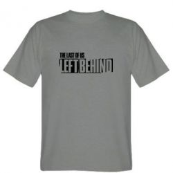 Чоловіча футболка The Last of us Left Behind