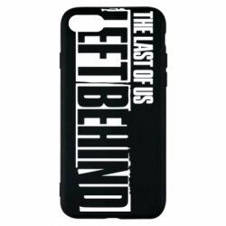 Чохол для iPhone 7 The Last of us Left Behind