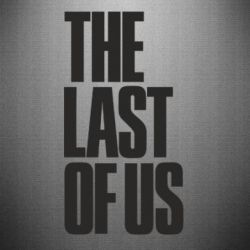 Наклейка The Last of Us