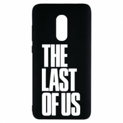 Чохол для Xiaomi Redmi Note 4 The Last of Us