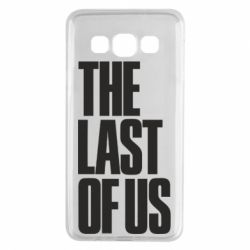 Чохол для Samsung A3 2015 The Last of Us