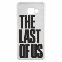 Чохол для Samsung A3 2016 The Last of Us