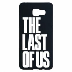 Чохол для Samsung A5 2016 The Last of Us