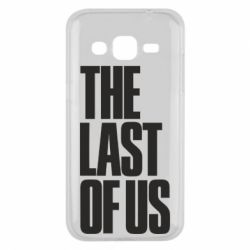 Чохол для Samsung J2 2015 The Last of Us